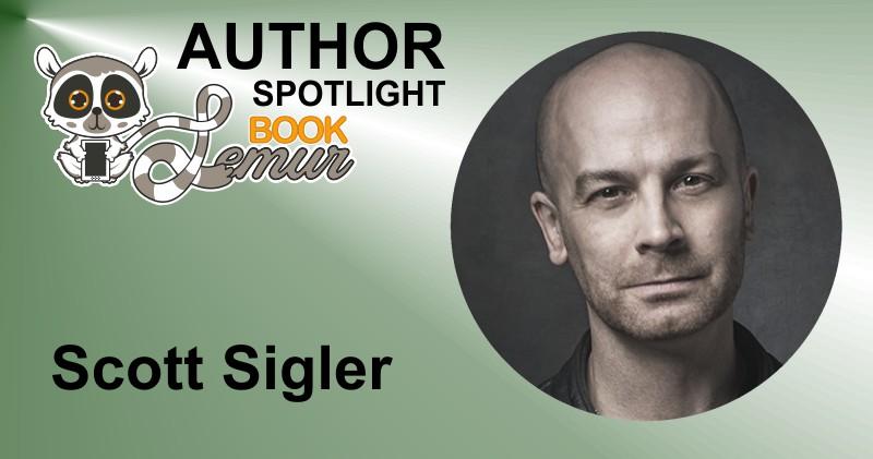 Booklemur Scott Sigler